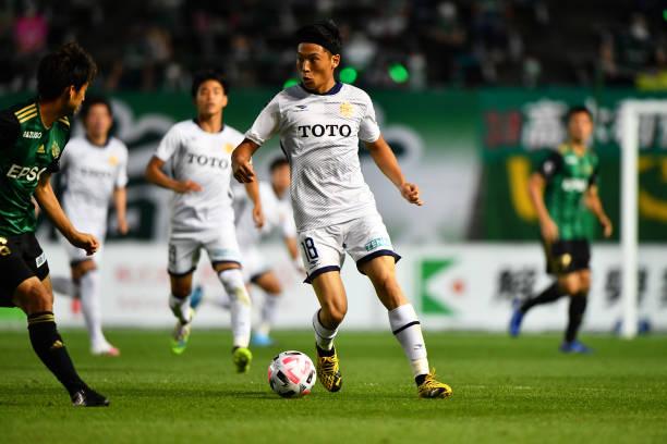 JPN: Matsumoto Yamaga v Giravanz Kitakyushu - J.League Meiji Yasuda J2