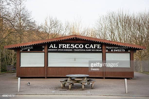 oscurate cafe - theasis foto e immagini stock
