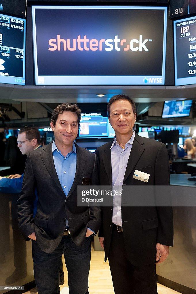 Shutterstock Rings The New York Stock Exchange Opening Bell