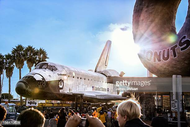 Shuttle Endeavour by Randy's Donuts