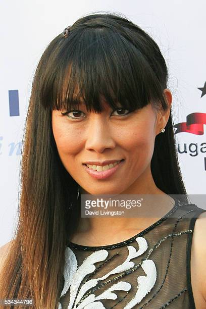 Shy arrives at the 7th Annual Big Fighters Big Cause Charity Boxing Night Benefiting The Sugar Ray Leonard Foundation at The Ray Dolby Ballroom at...