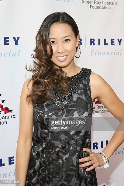 Shy attends B Riley Co And Sugar Ray Leonard Foundation's 6th Annual Big Fighters Big Cause Charity Boxing Night at The Ray Dolby Ballroom on May 13...