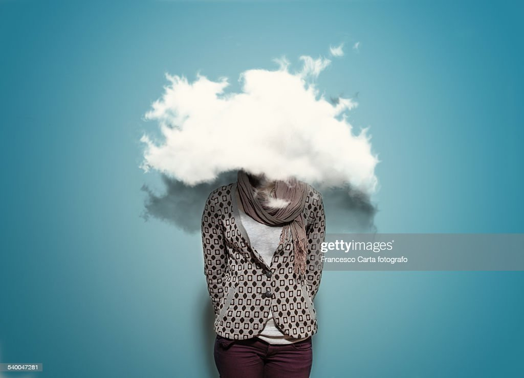Shyness : Stock Photo