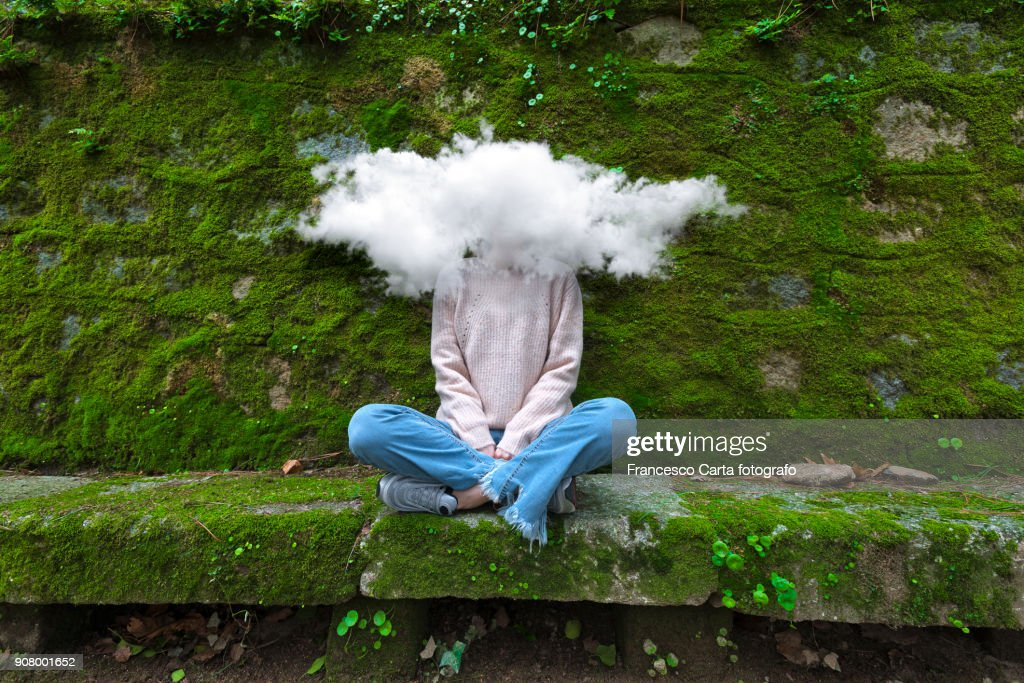 Shyness : Stock Photo