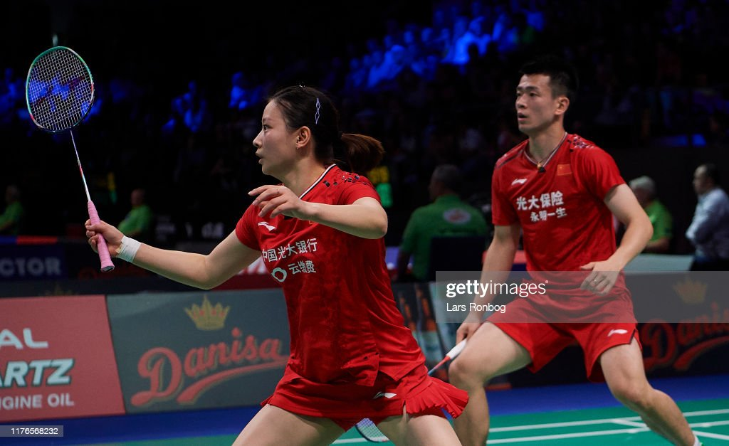 DANISA Denmark Open Badminton - Day Four : News Photo