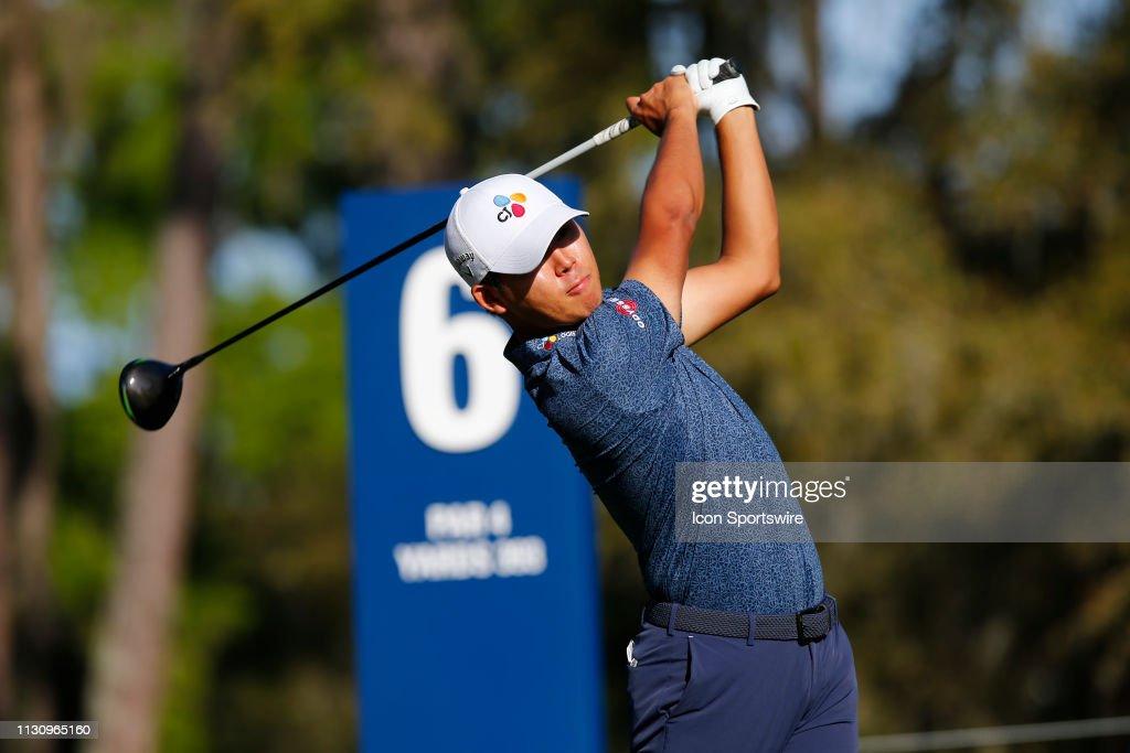 GOLF: MAR 14 PGA - THE PLAYERS Championship : News Photo