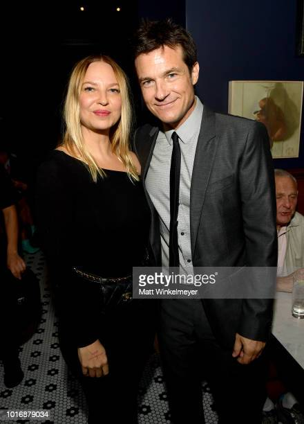 Sia and Jason Bateman attend Netflix's Ozark Tastemakers Event at APL on August 14 2018 in Los Angeles California