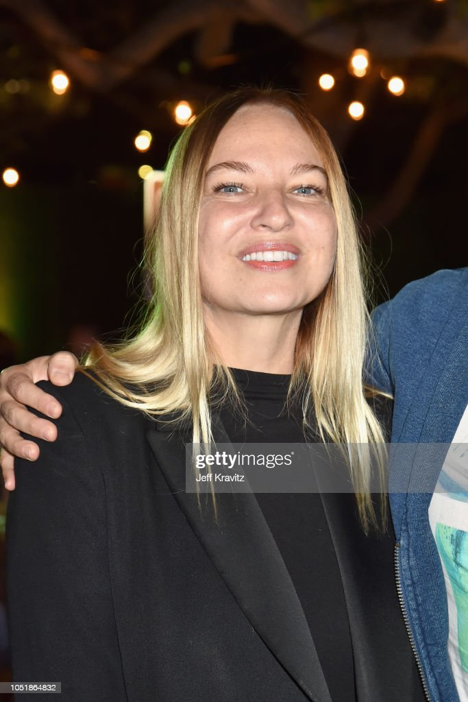 Camping Los Angeles Premiere : News Photo