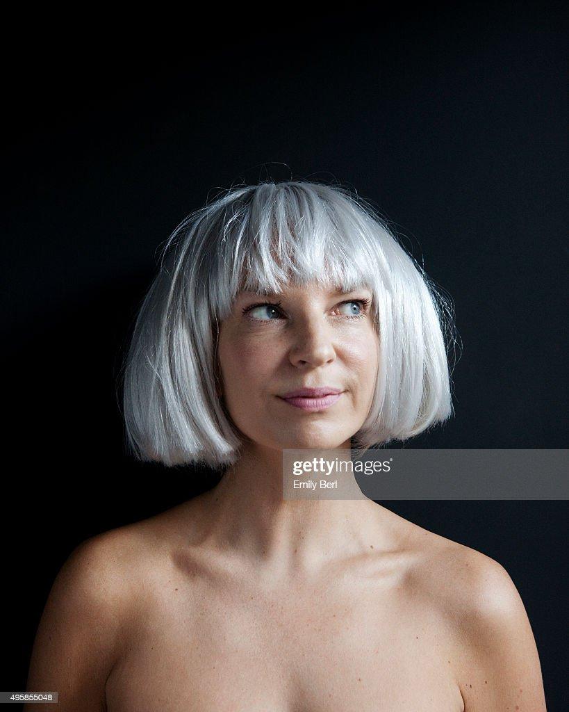 Sia, Billboard Magazine, November 23, 2013