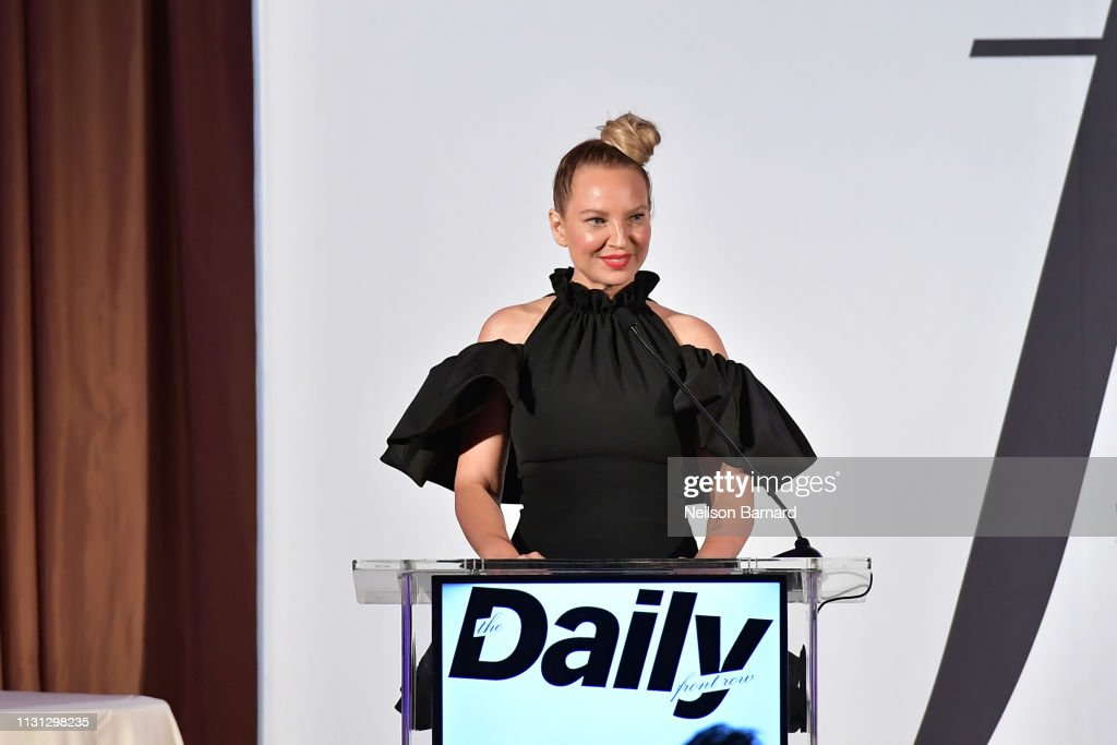 The Daily Front Row Fashion LA Awards 2019 - Inside : News Photo