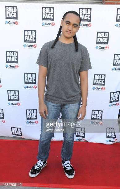 Siaki Sii attends the BOLDFACE Gear Launch Party By ConnectHER Media on March 24 2019 in Los Angeles California