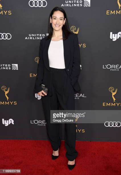 Sian Clifford arrives as the Television Academy Honors Emmy Nominated Performers at Wallis Annenberg Center for the Performing Arts on September 20...