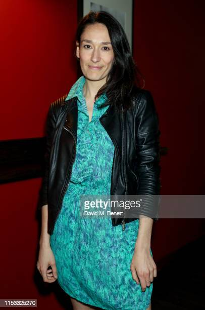 Sian Clifford attends a special screening and QA for new Channel 4 comedy This Way Up at BFI Southbank on July 2 2019 in London England