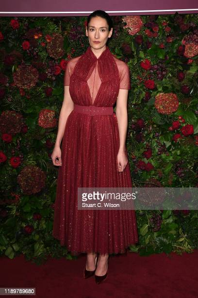 Sian Clifford attends the 65th Evening Standard Theatre Awards at London Coliseum on November 24 2019 in London England