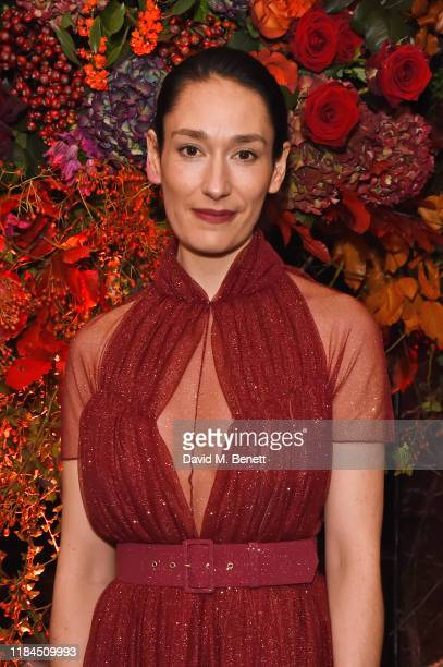Sian Clifford attends the 65th Evening Standard Theatre Awards in association with Michael Kors at the London Coliseum on November 24, 2019 in...