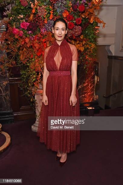 Sian Clifford attends the 65th Evening Standard Theatre Awards in association with Michael Kors at the London Coliseum on November 24 2019 in London...