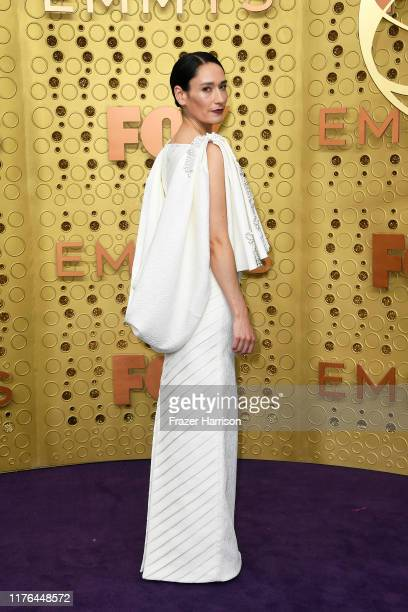 Sian Clifford attends the 71st Emmy Awards at Microsoft Theater on September 22 2019 in Los Angeles California