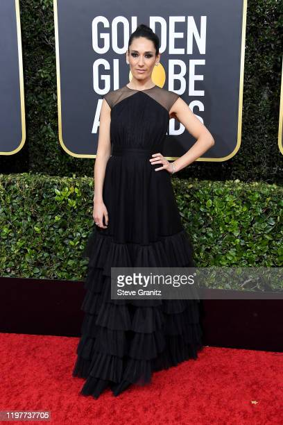 Sian Clifford attends the 77th Annual Golden Globe Awards at The Beverly Hilton Hotel on January 05 2020 in Beverly Hills California