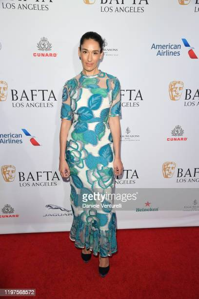 Sian Clifford attends The BAFTA Los Angeles Tea Party at Four Seasons Hotel Los Angeles at Beverly Hills on January 04 2020 in Los Angeles California