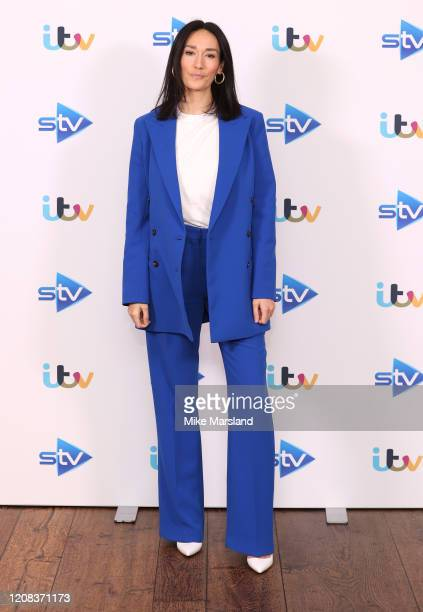 Sian Clifford attends the Quiz photocall at Soho Hotel on February 24 2020 in London England
