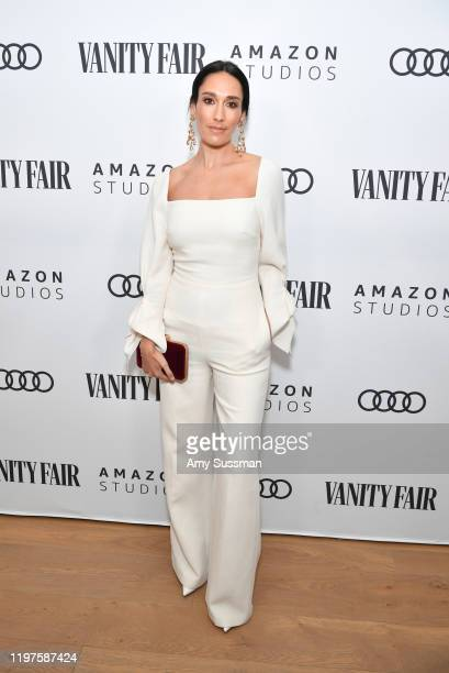 Sian Clifford attends The Vanity Fair x Amazon Studios 2020 Awards Season Celebration at San Vicente Bungalows on January 04 2020 in West Hollywood...