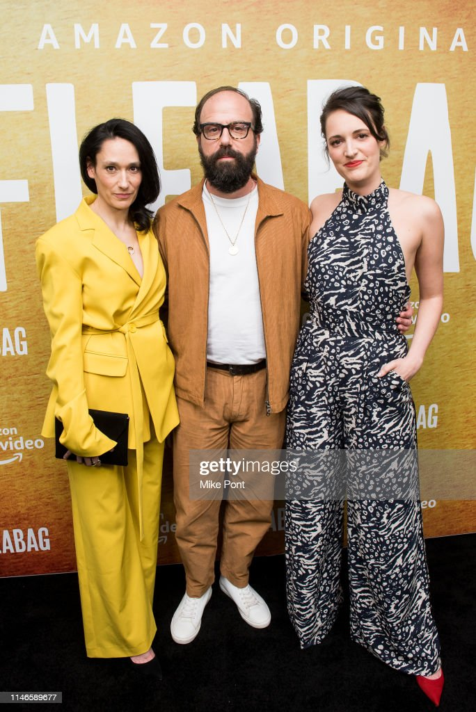 """Fleabag"" Season 2 New York Screening : News Photo"