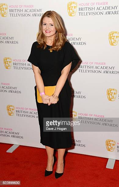 Sian Gibson attends the House of Fraser British Academy Television and Craft Nominees Party at The Mondrian Hotel on April 21 2016 in London England