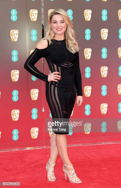 Sian Welby attends the EE British Academy Film Awards held at the Royal Albert Hall on February 18 2018 in London England