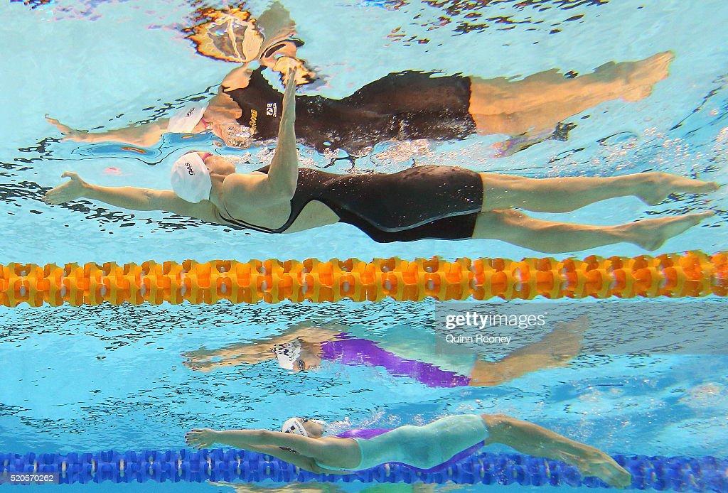 2016 Hancock Prospecting Australian Swimming Championships - Day 6