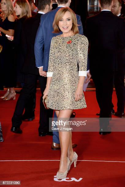 Sian Williams attends the ITV Gala held at the London Palladium on November 9 2017 in London England