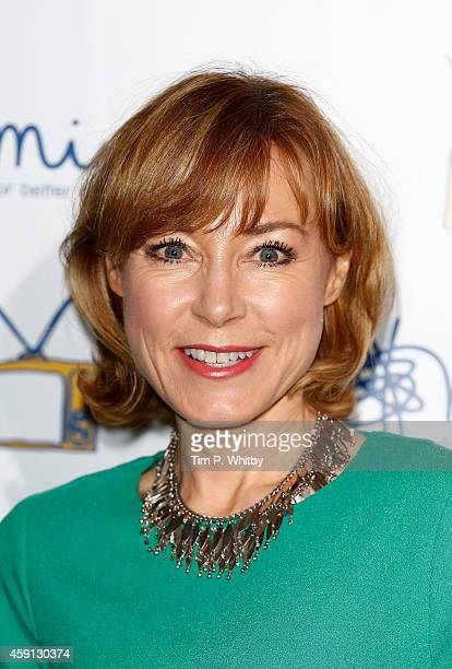 Sian Williams attends the MIND Media Awards at BFI Southbank on November 17 2014 in London England