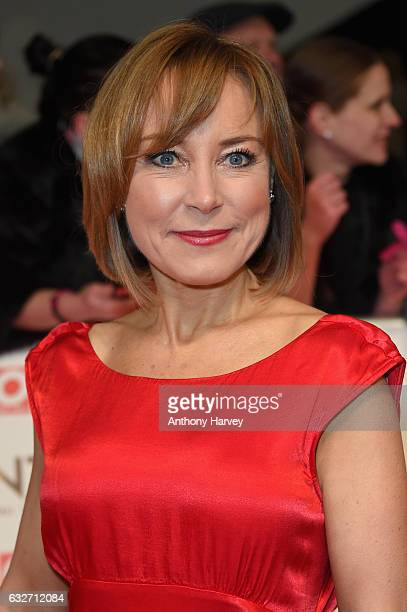 Sian Williams attends the National Television Awards on January 25 2017 in London United Kingdom