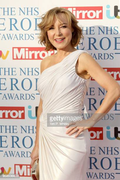 Sian Williams attends the 'NHS Heroes Awards' held at the Hilton Park Lane on May 14 2018 in London England