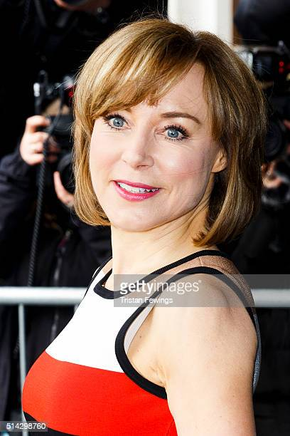 Sian Williams attends the TRIC Awards at Grosvenor House Hotel at The Grosvenor House Hotel on March 8 2016 in London England