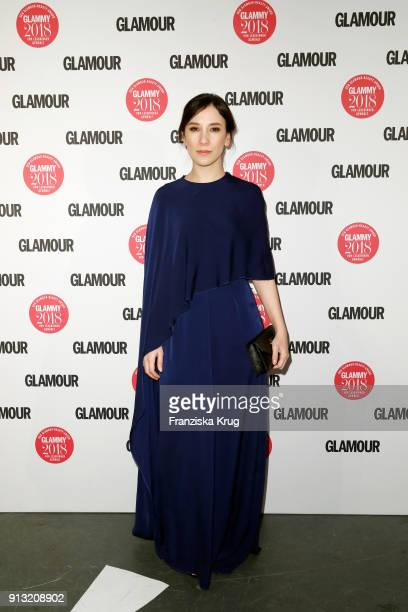 Sibel Kekilli attends the Glammy Award 2018 on February 1, 2018 in Munich, Germany.
