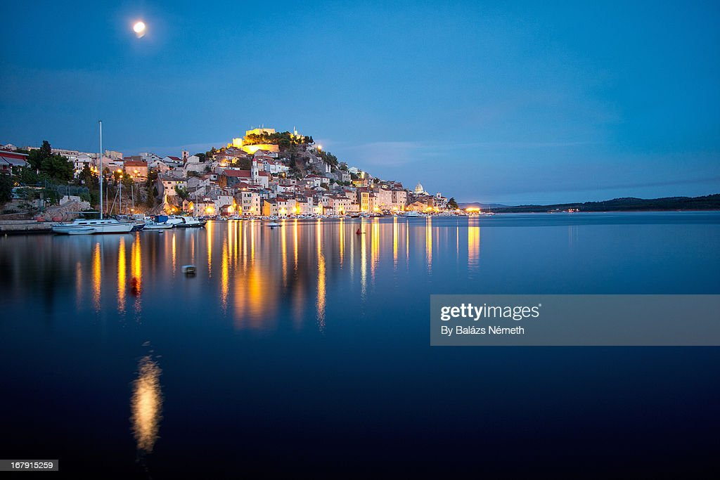 Sibenik : Stock Photo