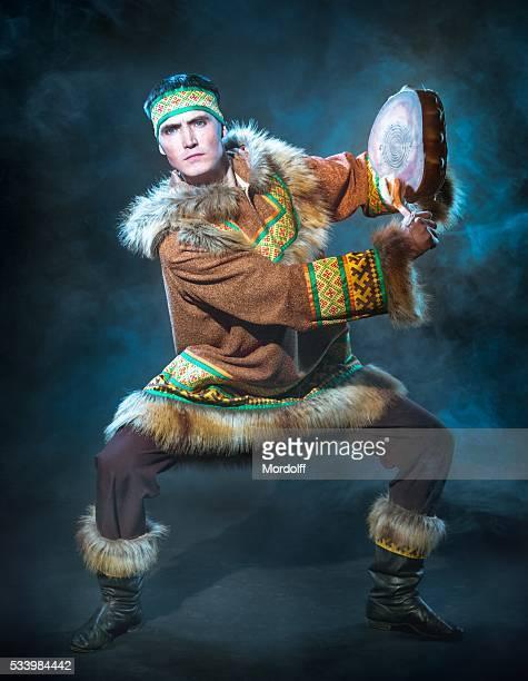 Danse ethnique Sibérie