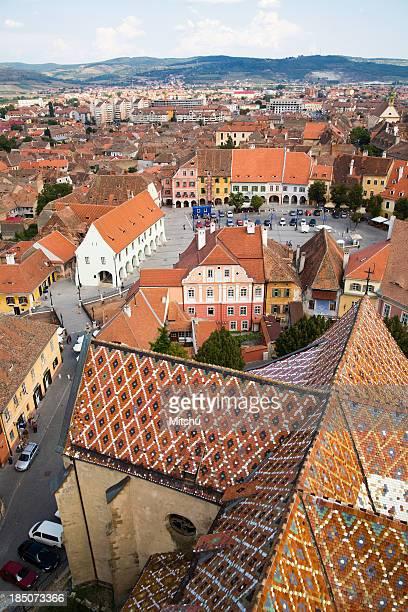 Sibiu - Hermannstadt, Romania