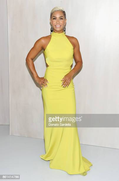 Sibley Scoles at the Hammer Museum 15th Annual Gala in the Garden with Generous Support from Bottega Veneta on October 14 2017 in Los Angeles...