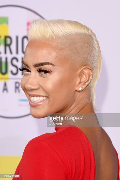 Sibley Scoles attends 2017 American Music Awards at Microsoft Theater on November 19 2017 in Los Angeles California