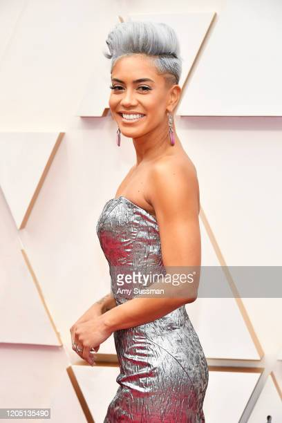 Sibley Scoles attends the 92nd Annual Academy Awards at Hollywood and Highland on February 09, 2020 in Hollywood, California.
