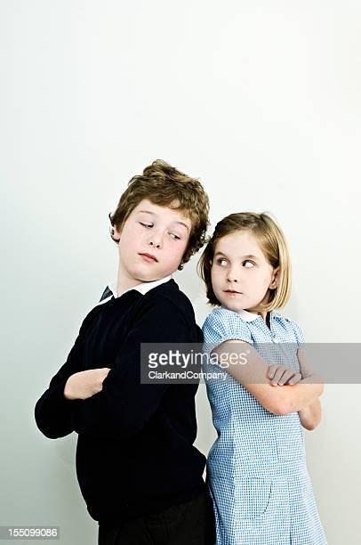 Geschwisterrivalität