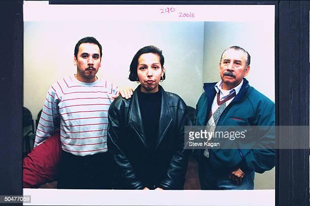 Siblings father to serial killer Jeffrey Dahmer's murder victim Richard Guerrero Rey Guerrero Janie Hagen Pablo Guerrero