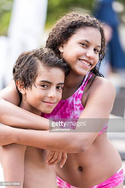 13 Year Old Girls Bikini Stock Photos And Pictures Getty