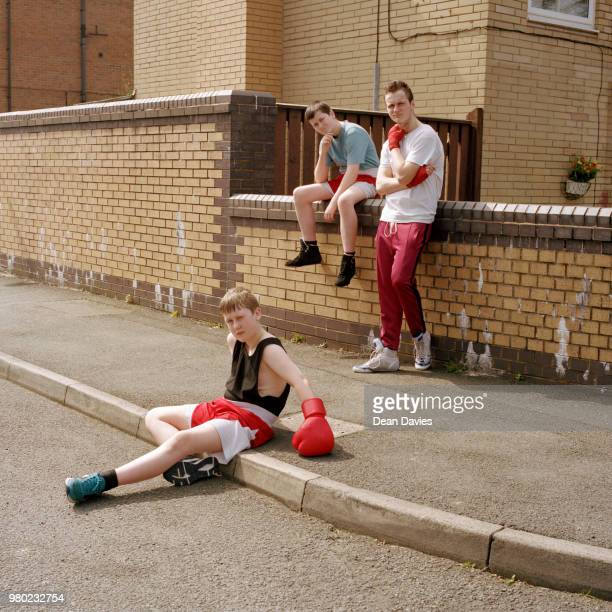 siblings - masculinity stock pictures, royalty-free photos & images