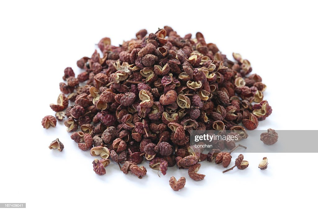 sichuan pepper : Stockfoto