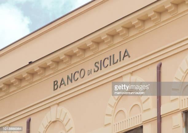 Sicilian Bank Banco di Sicilia