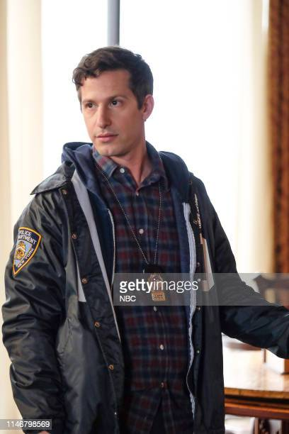 NINE Sicko Episode 617 Pictured Andy Samberg as Jake Peralta