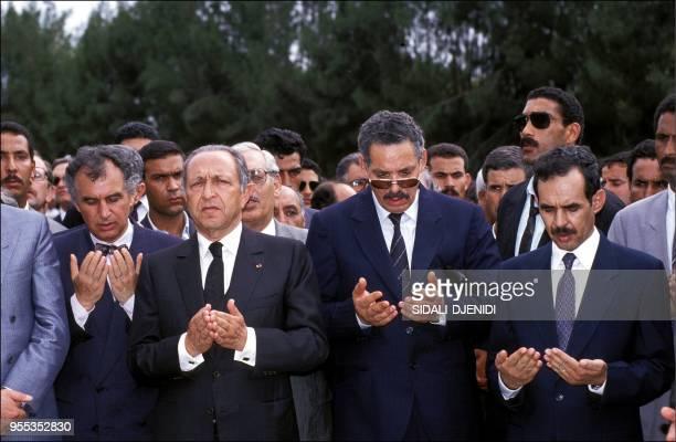 Sid Ahmed Ghozali Khaled Nezzar