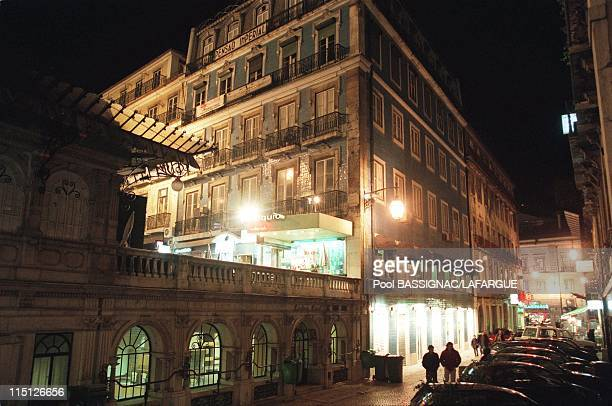 Sid Ahmed rezala affair in Lisbon Portugal on January 2000 Imperia hotel